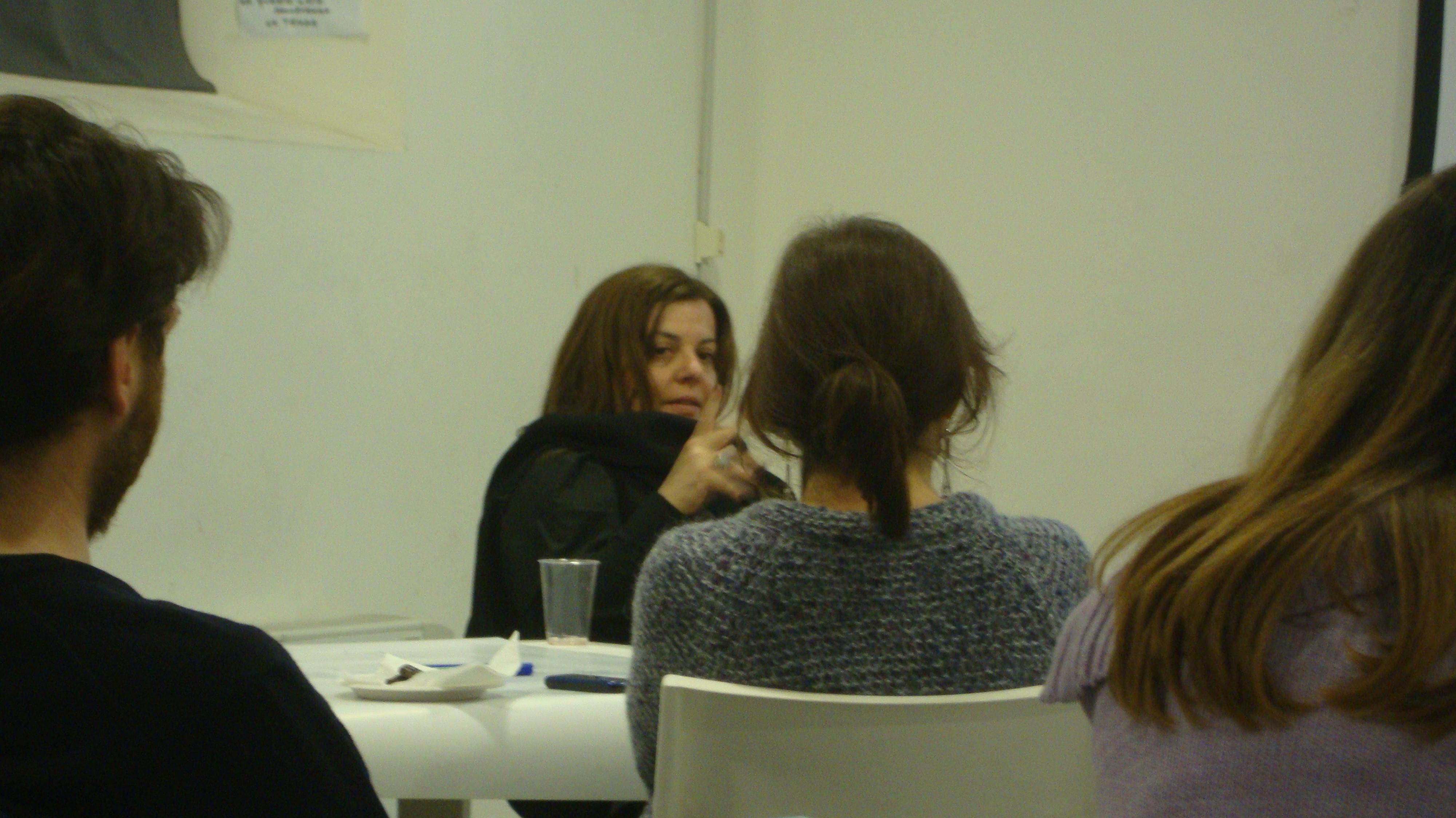 Intervento di Beatrice Coletti