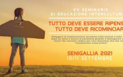 Tutto pronto per la XV edizione del SEMINARIO DI EDUCAZIONE INTERCULTURALE